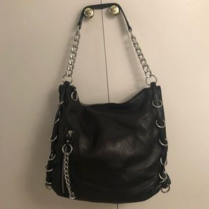 Michael Kors Chain Hobo Bag